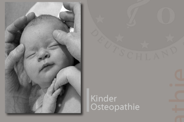 Kinder Osteopathie